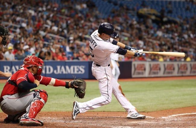 Tampa Bay Rays vs. Los Angeles Angels - 8/1/18 MLB Pick, Odds, and Prediction