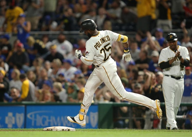 Pittsburgh Pirates vs. Chicago Cubs - 8/1/18 MLB Pick, Odds, and Prediction