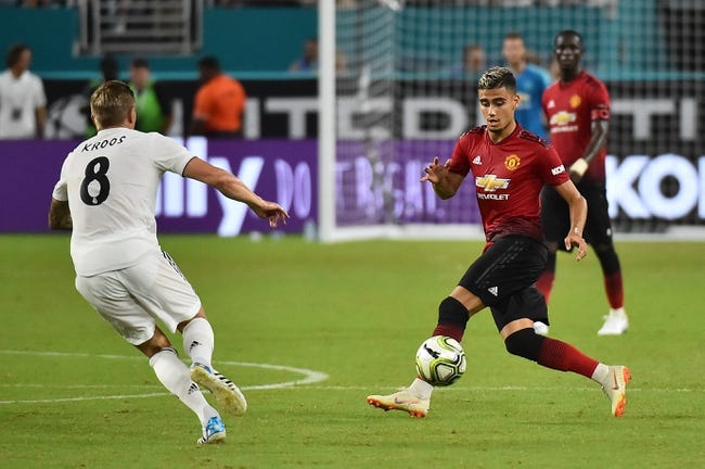 Juventus vs Manchester United - 11/7/18 UEFA Champions League Soccer Pick, Odds, and Prediction