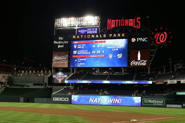 Washington Nationals vs. New York Mets - 8/1/18 MLB Pick, Odds, and Prediction