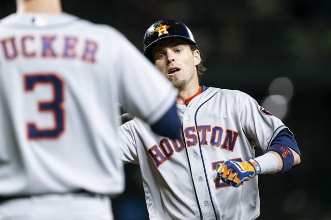MLB | Houston Astros (68-41) at Seattle Mariners (63-44)