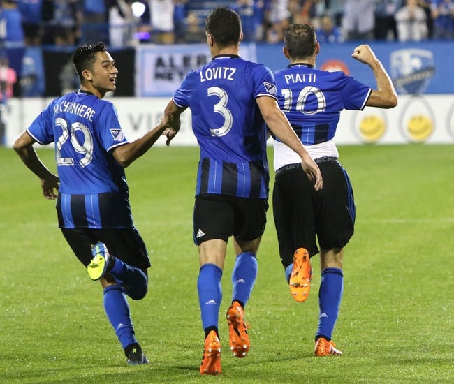 Montreal Impact vs DC United - 8/4/18 MLS Soccer Pick, Odds, and Prediction