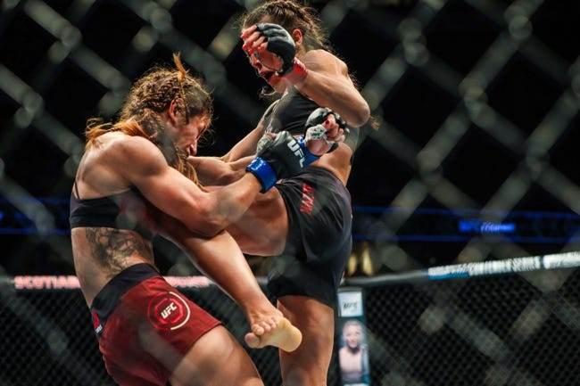 Joanna Jedrzejczyk vs. Valentina Shevchenko UFC 231 Pick, Preview, Odds, Prediction - 12/8/18