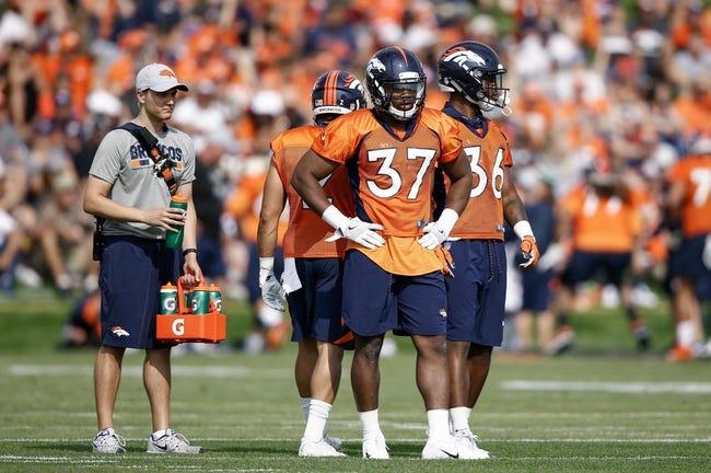 Chicago Bears at Denver Broncos - 8/18/18 NFL Pick, Odds, and Prediction