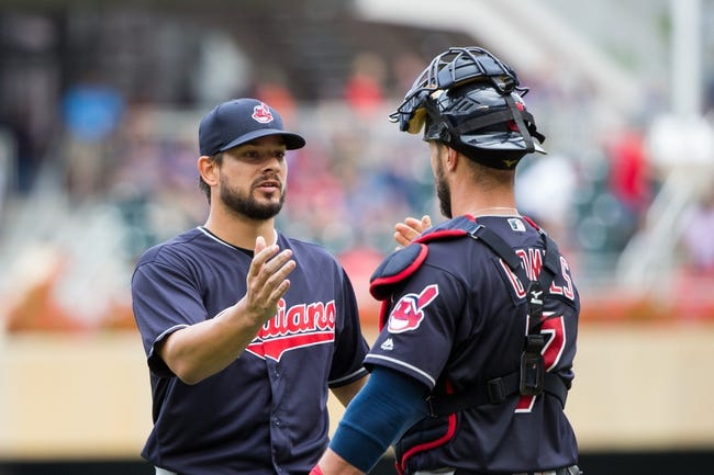 MLB | Minnesota Twins (51-58) at Cleveland Indians (60-49)