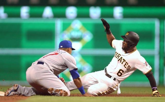 MLB | St. Louis Cardinals (55-53) at Pittsburgh Pirates (56-53)