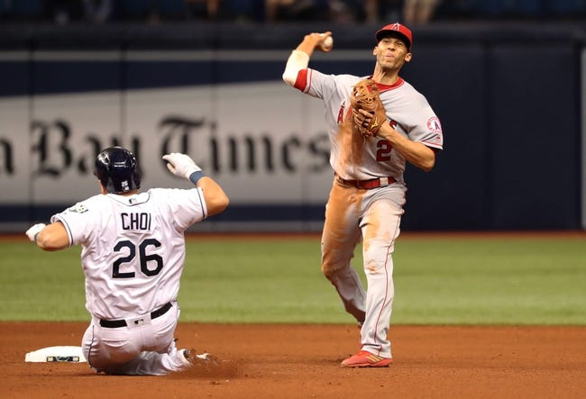 Tampa Bay Rays vs. Los Angeles Angels - 8/2/18 MLB Pick, Odds, and Prediction