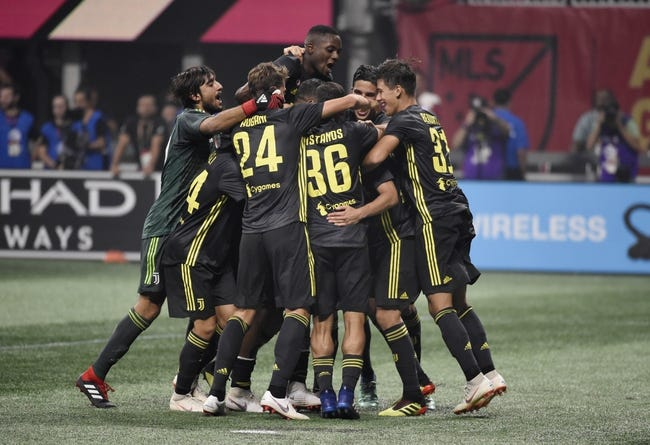 Manchester United vs Juventus - 10/23/18 UEFA Champions League Soccer Pick, Odds, and Prediction