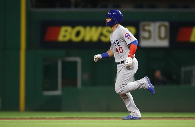 Pittsburgh Pirates vs. Chicago Cubs - 8/16/18 MLB Pick, Odds, and Prediction