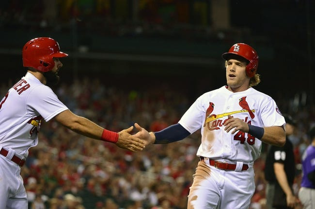 MLB | Colorado Rockies (58-49) at St. Louis Cardinals (55-53)