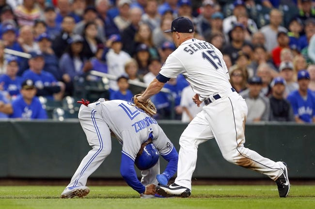 MLB | Toronto Blue Jays (49-59) at Seattle Mariners (63-46)