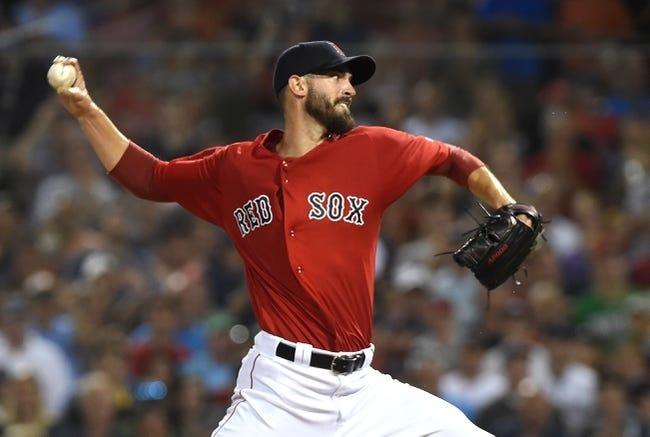 MLB | New York Yankees (68-39) at Boston Red Sox (76-34)