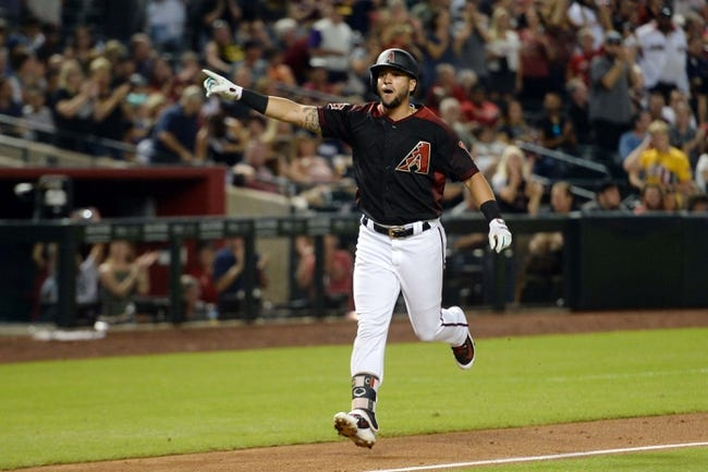 MLB | San Francisco Giants (56-54) at Arizona Diamondbacks (60-50)