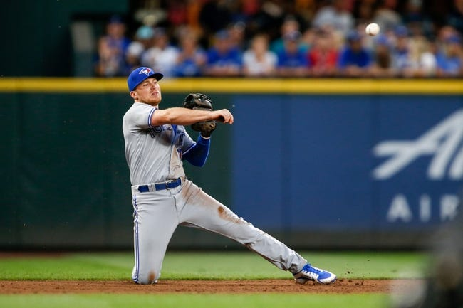 Seattle Mariners vs. Toronto Blue Jays - 8/4/18 MLB Pick, Odds, and Prediction