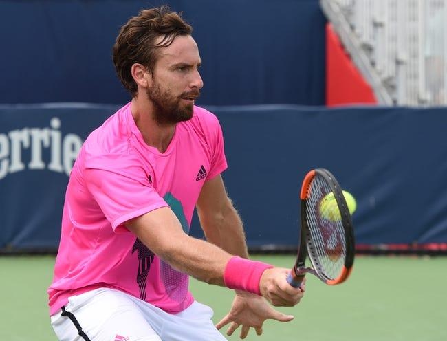 Tennis | Ivo Karlovic vs Ernests Gulbis
