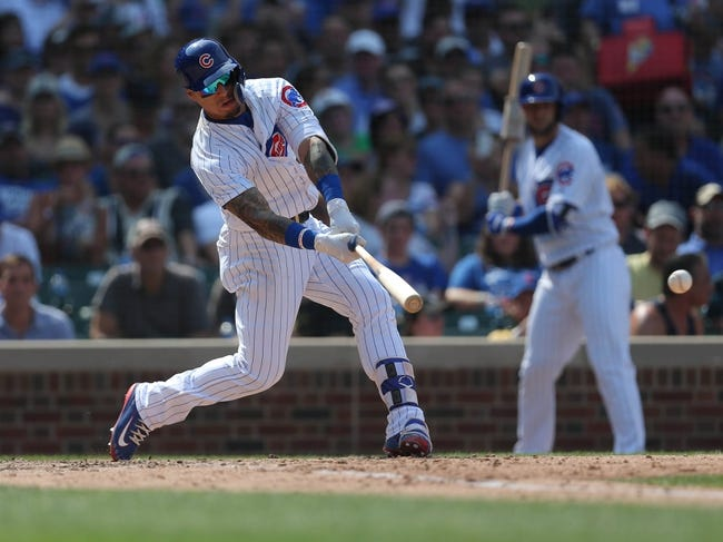 MLB | San Diego Padres (43-70) at Chicago Cubs (64-46)