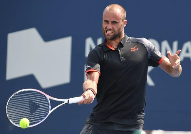 Tennis | Marius Copil vs. Taylor Fritz