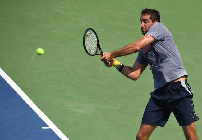 Marin Cilic vs. Diego Schwartzman 2018 Rogers Cup Tennis Pick, Preview, Odds, Prediction