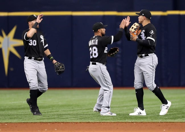 Tampa Bay Rays vs. Chicago White Sox - 8/5/18 MLB Pick, Odds, and Prediction