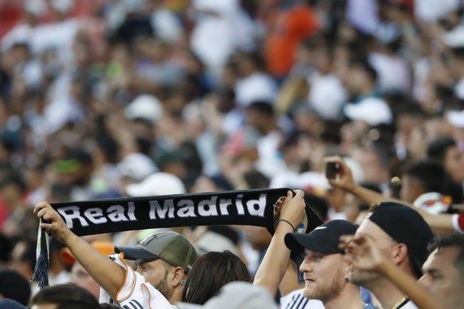 Soccer   Atletico Madrid vs Real Madrid