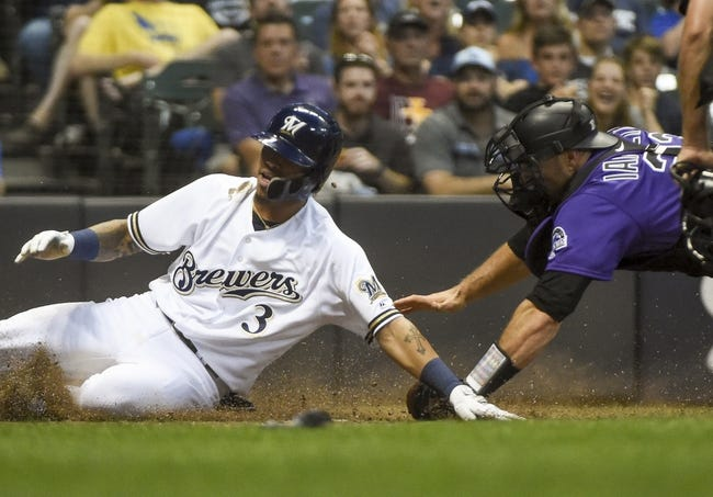 Milwaukee Brewers vs. Colorado Rockies - 8/5/18 MLB Pick, Odds, and Prediction