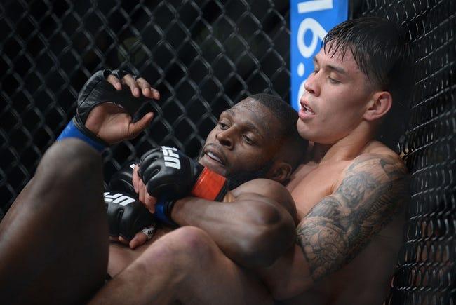 MMA | Rani Yahya vs. Ricky Simon