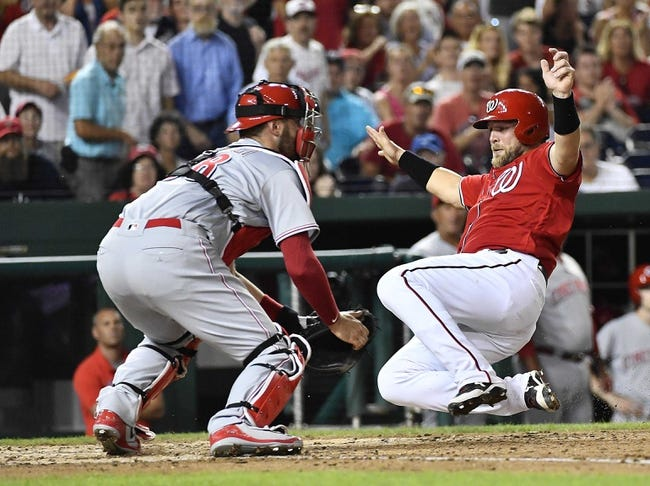 Washington Nationals vs. Cincinnati Reds - 8/5/18 MLB Pick, Odds, and Prediction