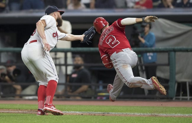 Cleveland Indians vs. Los Angeles Angels - 8/5/18 MLB Pick, Odds, and Prediction