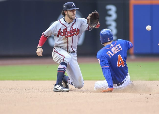 New York Mets vs. Atlanta Braves - 9/25/18 MLB Pick, Odds, and Prediction