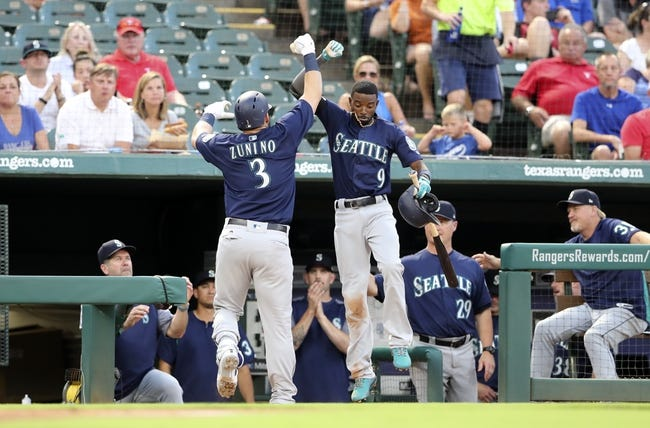 Texas Rangers vs. Seattle Mariners - 8/7/18 MLB Pick, Odds, and Prediction