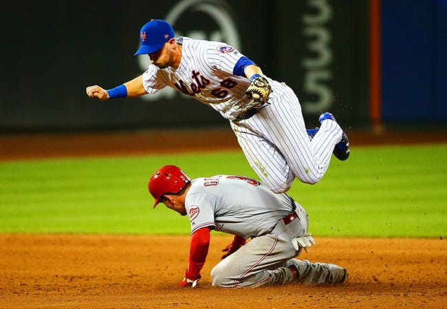 New York Mets vs. Cincinnati Reds - 8/7/18 MLB Pick, Odds, and Prediction