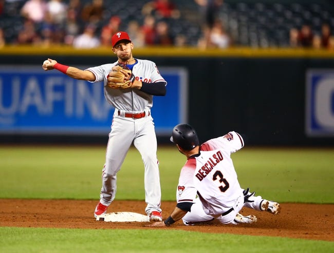 Arizona Diamondbacks vs. Philadelphia Phillies - 8/7/18 MLB Pick, Odds, and Prediction