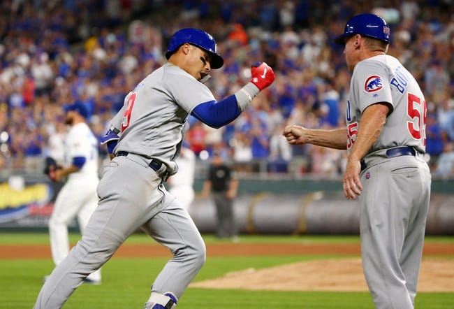 Kansas City Royals vs. Chicago Cubs - 8/7/18 MLB Pick, Odds, and Prediction