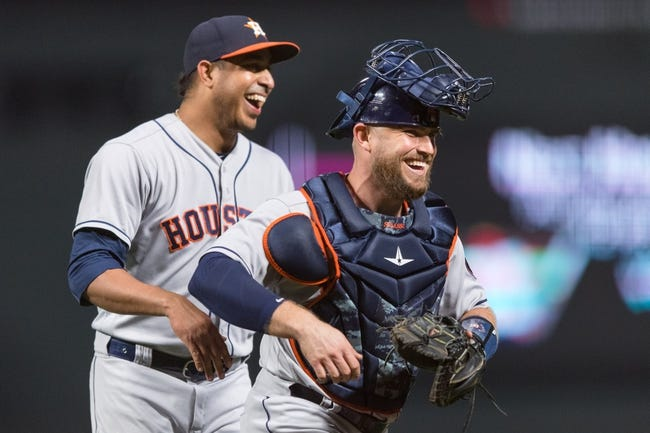 San Francisco Giants vs. Houston Astros - 8/7/18 MLB Pick, Odds, and Prediction