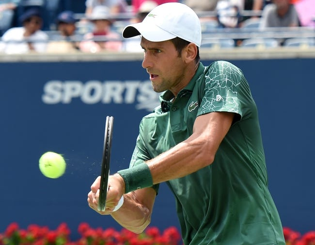 Novak Djokovic vs. Steve Johnson 2018 Cincinnati Open Tennis Pick, Preview, Odds, Prediction