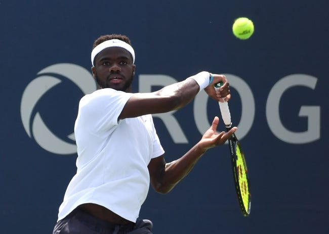 Grigor Dimitrov vs. Frances Tiafoe 2018 Rogers Cup Tennis Pick, Preview, Odds, Prediction