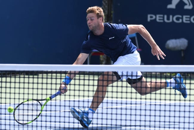 Gilles Simon vs. Ryan Harrison 2018 Winston-Salem Open Tennis Pick, Preview, Odds, Prediction