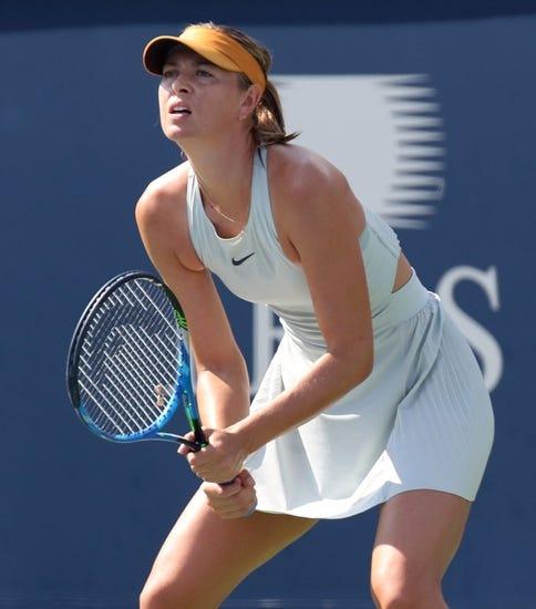 Tennis | Daria Kasatkina  vs Maria Sharapova