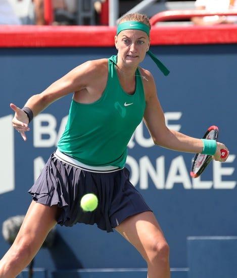 Tennis   Petra Kvitová vs Serena Williams