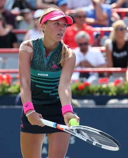 Maria Sakkari vs Anett Kontaveit 2018 Cincinnati Masters Tennis Pick, Preview, Odds, Predictions