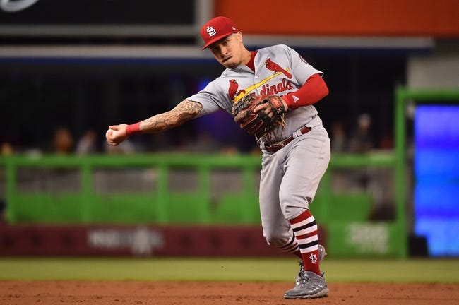 Miami Marlins vs. St. Louis Cardinals - 8/8/18 MLB Pick, Odds, and Prediction