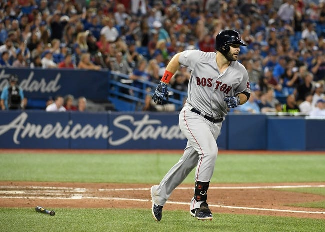 Toronto Blue Jays vs. Boston Red Sox - 8/8/18 MLB Pick, Odds, and Prediction