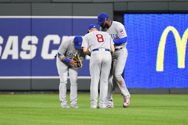 Kansas City Royals vs. Chicago Cubs - 8/8/18 MLB Pick, Odds, and Prediction