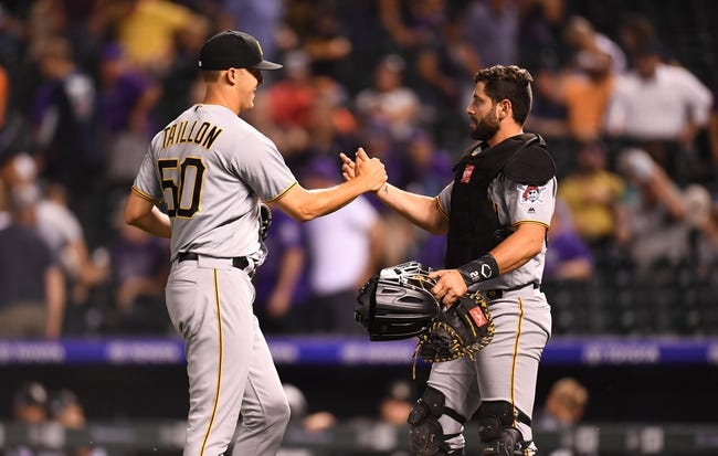 Colorado Rockies vs. Pittsburgh Pirates - 8/8/18 MLB Pick, Odds, and Prediction