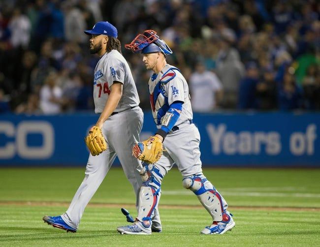 MLB | Los Angeles Dodgers (63-51) at Oakland Athletics (67-47)