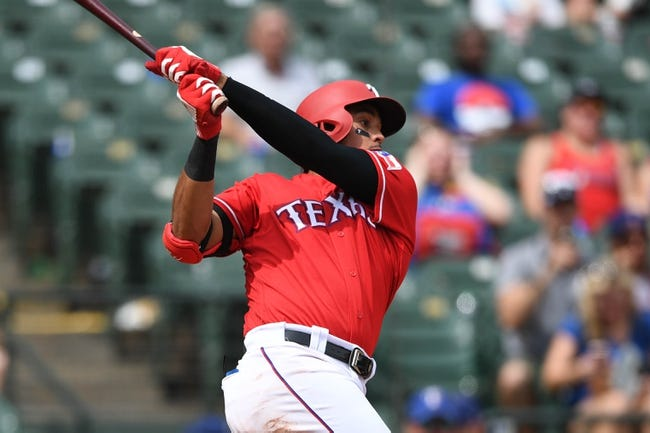 Texas Rangers vs. Seattle Mariners - 9/21/18 MLB Pick, Odds, and Prediction