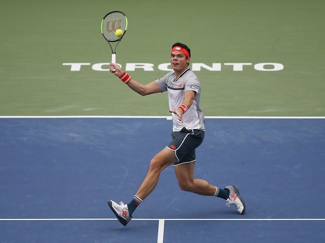 Denis Shapovalov vs. Milos Raonic 2018 Cincinnati Open Tennis Pick, Preview, Odds, Prediction
