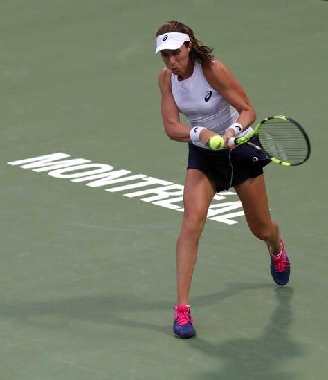 Tennis | Carla Suárez Navarro vs Johanna Konta
