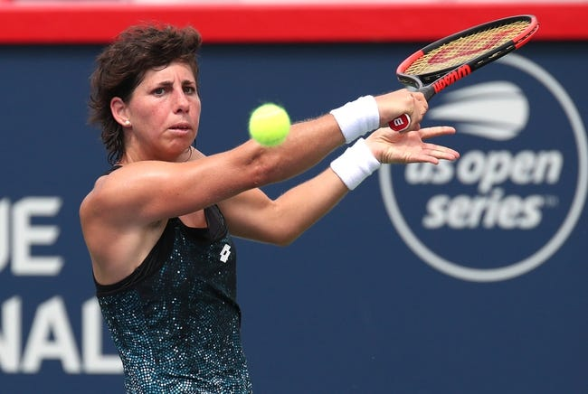 Carla Suárez Navarro vs Monica Puig 2018 Connecticut Open Tennis Pick, Preview, Odds, Predictions