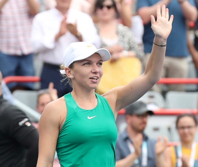 Caroline Garcia vs. Simona Halep 2018 Rogers Cup Tennis Pick, Preview, Odds, Prediction